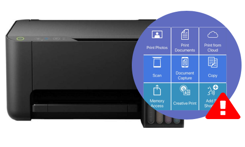 Epson Print and Scan App Not Working