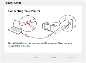 Epson Printer Not Connecting to Computer
