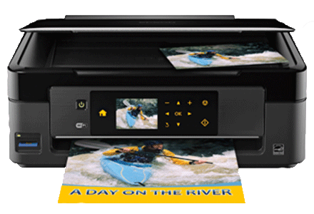 Epson XP-410 Scan To Pc