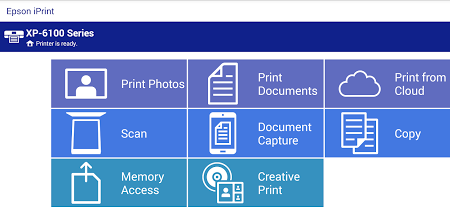 epson xp 6100 scan to email setup
