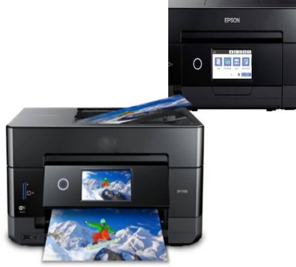 Epson XP-7100 Scan Multiple Pages
